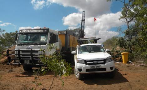 Super Rock 5000 Rig set up – Malawi
